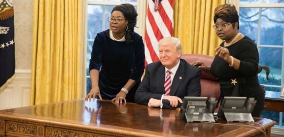 Diamond and Silk go to Washington